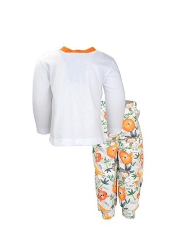 Zeyland Aslan Desenli Sleep All Night Pijama Takımı (1-5yaş) Aslan Desenli Sleep All Night Pijama Takımı (1-5yaş) Renkli